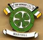 Tony Mowbray CSC Maryhill No 103