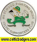 Westwood Fighting Irish - No 107