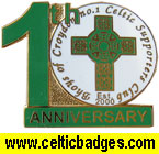 Bhoys of Croydon No 1 10th Anniversary - No 1090