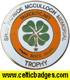 Shay Patrick McCulloch Memorial Trophy - No 1092