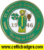 St Patrick's Shotts - No 1152