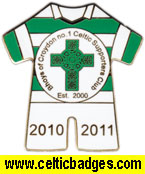 Bhoys of Croydon No 1- No 1154