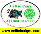 Celtic Fans Against Fascism - No 1161
