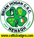 Brian Hogan CSC - No 1201