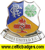 Gobi Utd Charity badge - No 1245