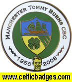 Tommy Burns CSC Manchester - No 1273