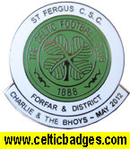 Forfar & District St Fergus CSC - No 1332
