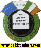 Black Country Che Guevara CSC - No 1335
