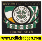 Wishaw Emerald CDC Cross Keys -No 457