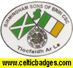 Birmingham Sons of Erin CSC No 638