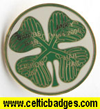 Bairds Bar - Pub badge - No 695