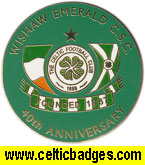 Wishaw Emerald CSC 40th Anniv - No 732