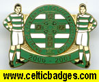 Bhoys of Croydon No 1 CSC - 2006/7 - No 734