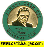 Johnny Cash CSC Braemar Bar - (No 786)
