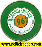 Quadrofenians Celtic Soccer Crew No 789