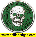 Glasgow Garngad Zecken No 799