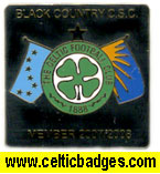 Black Country CSC Member 07/08 - No 818
