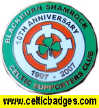 Blackburn Shamrock 10th Anniv - No 848