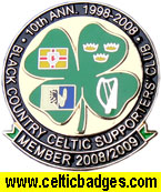 Black Country CSC Member 2008/9 - No 910