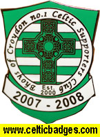 Bhoys of Croydon No 1- No 931