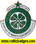 Whifflet St Mary's Coatbridge CSC (No 941)