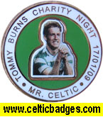 Tommy Burns Charity Night Aberdeen - 2009 - No 973