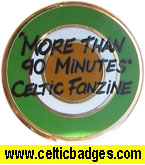 More than 90 Minutes - Celtic Fanzine  - No 943