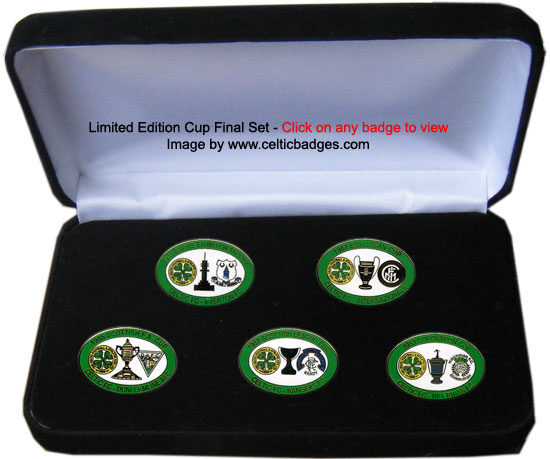 Limited Edition Memorable Cup Final set