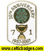 50th Anniv of 7-1 1957 League Cup Final