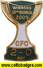 2009 Co-operative Cup Winners