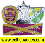 Scottish Cup Final 2011 Celtic v Motherwell