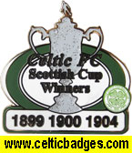 Danbury Mint - Celtic Victory Pin Badge Collection