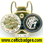 Celtic v Inter Milan