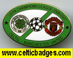 4 set Celtic v Man Utd