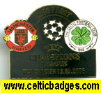 4 set Man Utd v Celtic