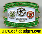 single Celtic v Man Utd