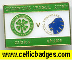 Celtic Copenhagen matches