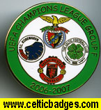 Group Badge 6 set