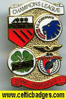 Group Badge 4 set