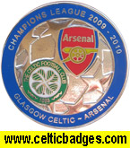 Arsenal v Celtic