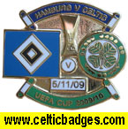 Hamburg v Celtic