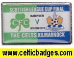 Celtic v Kilmarnock  League Cup Final 2012