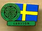 Player badges - Henrik Larsson