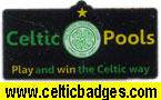 Celtic Pools Agent badge