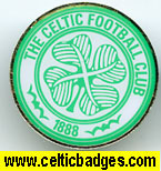 Celtic Shop badge - Sept 2006