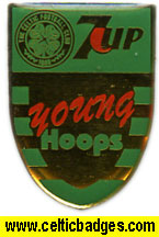 Young Hoops fanclub badge